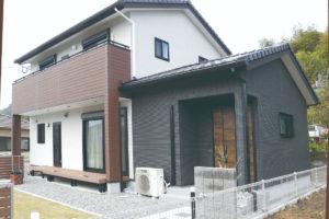 自由設計の家(新築)
